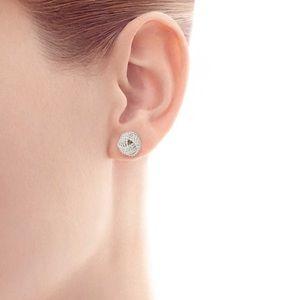 Single Tiffany & Co Twist Knot Earring